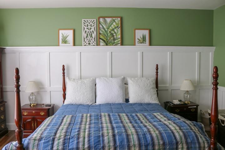 Behind the Scenes :: Master Bedroom Board +Batten