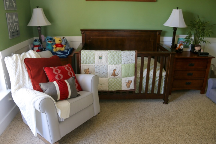 Guest Room to Nursery :: Week 4