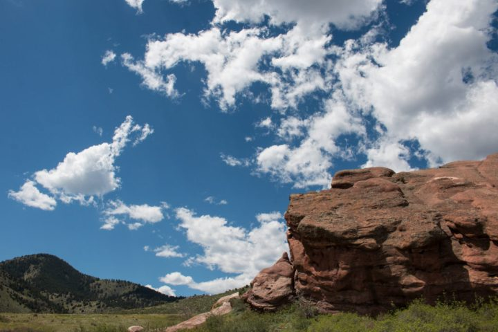 Food Exploring :: Hiking Colorado's Red RocksPark