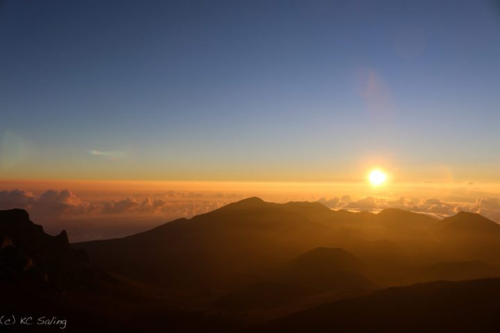 Food Exploring :: Haleakala Sunrise