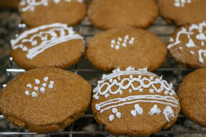 Classic Christmas GingerbreadCookies