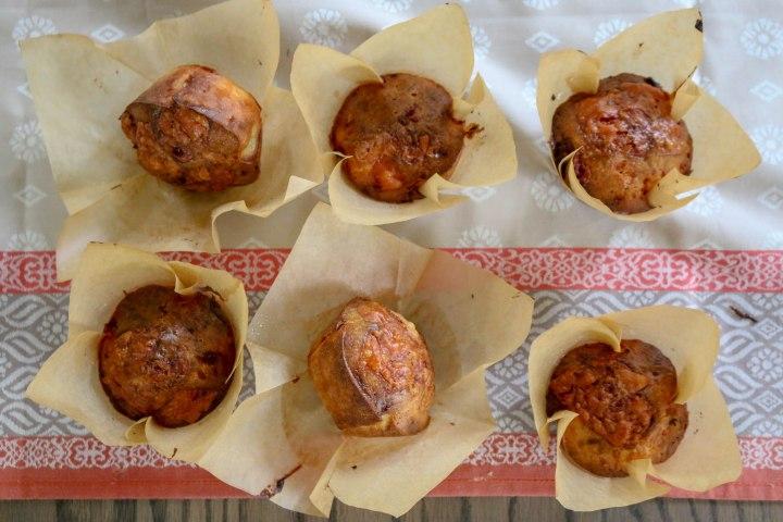 Bacon Cheddar Popovers